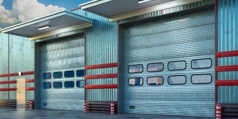 Commercial Roller Doors - My Garage Door Repairman