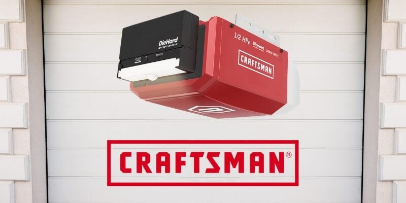 Craftsman Garage Door Opener My Garage Door Repairman