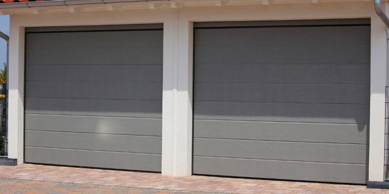 Double Garage Door Installations - My Garage Door Repairman