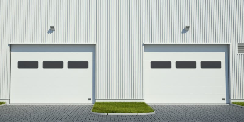 Modern Garage Doors With Windows - My Garage Door Repairman