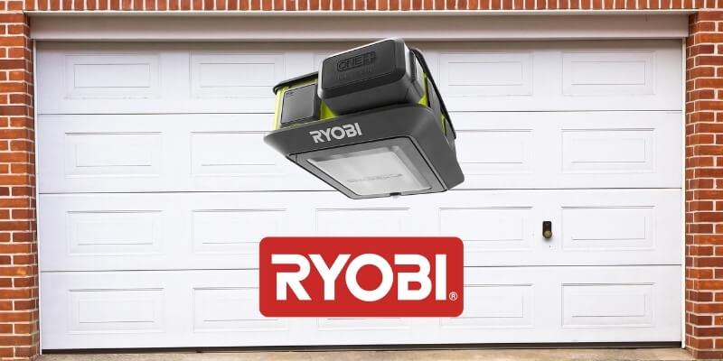 Ryobi Garage Door Opener My Garage Door Repairman