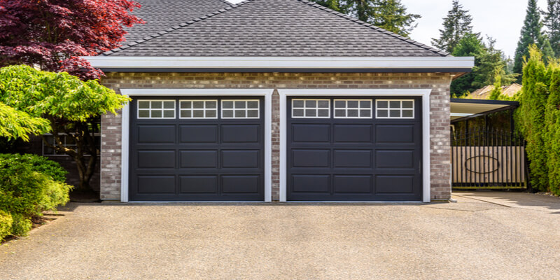 garage door off track service Dallas TX - My Garage Door Repairman