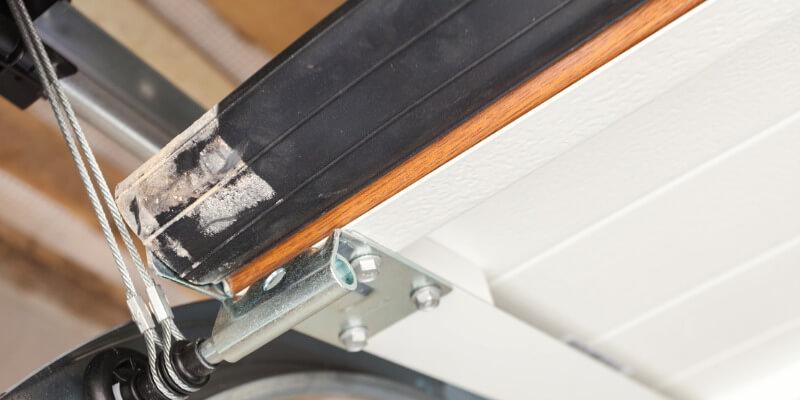garage door seal repair Dallas TX - My Garage Door Repairman