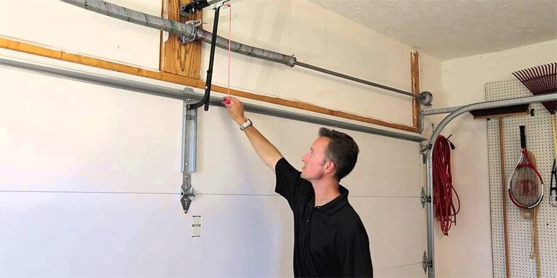 garage door opener bracket repair - My Garage Door Repairman