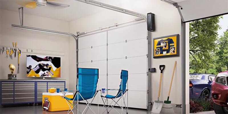 garage door opener mounted on side - My Garage Door Repairman