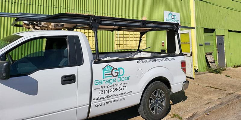 My Garage Door Repairman - Services