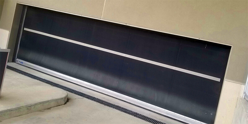 springless garage door - My Garage Door Repairman
